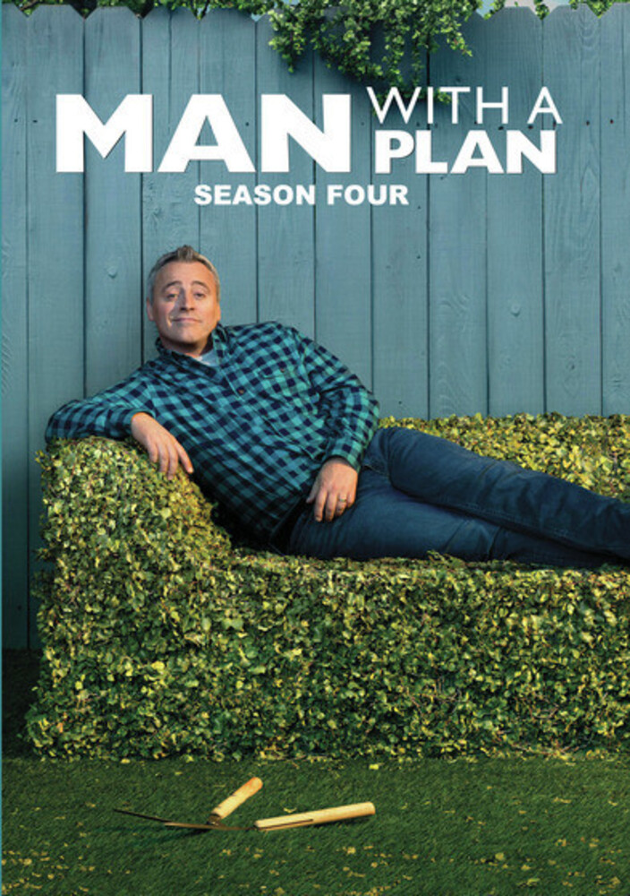 Man with a Plan: Season 4 - Man With a Plan: Season Four