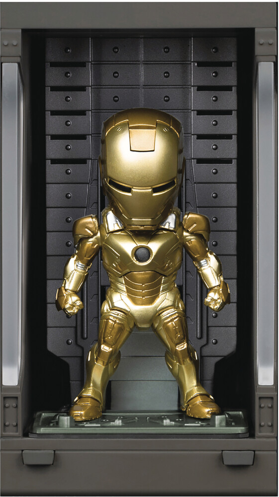 Beast Kingdom - Beast Kingdom - Iron Man 3 MEA-022 Iron Man Mk XXI With Hall Of ArmorFigure