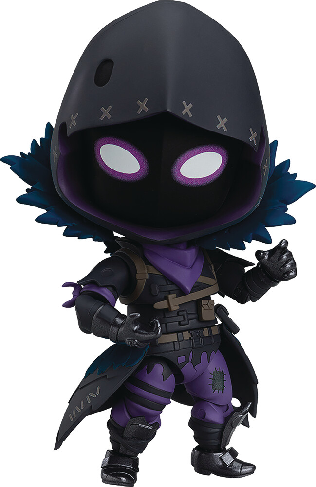 Good Smile Company - Good Smile Company - Fortnite Raven Nendoroid Action Figure