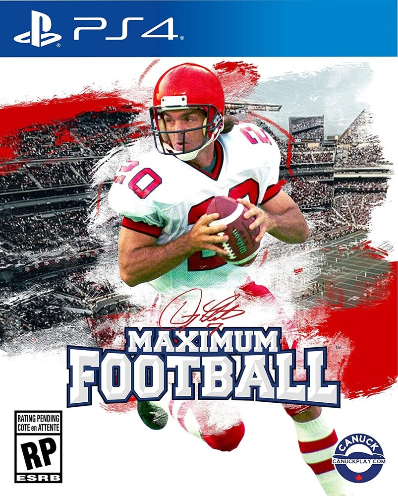 Ps4 Doug Flutie's Maximum Football 2020 - Doug Flutie's Maximum Football 2020 for PlayStation 4
