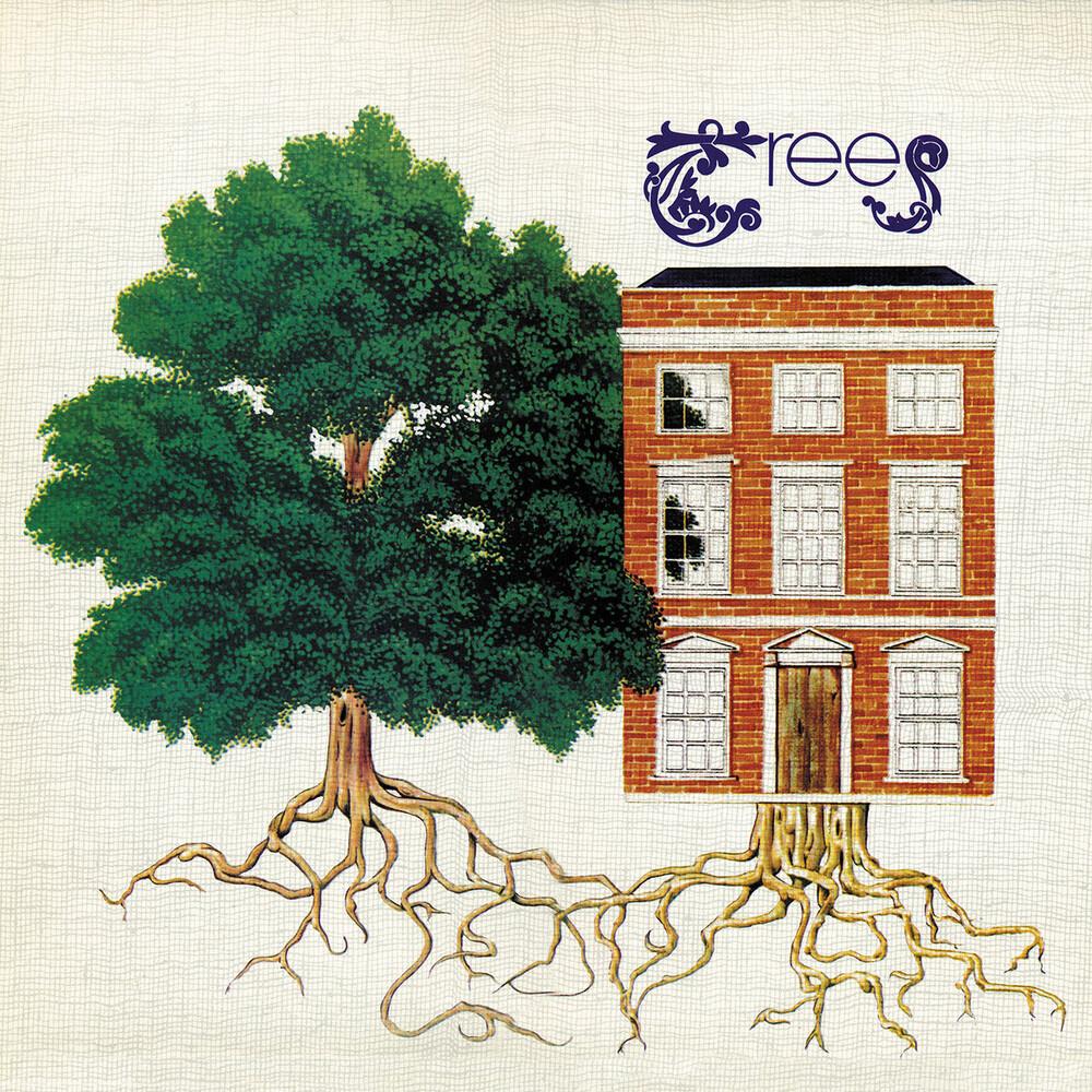 Trees - Garden Of Jane Delawney (White Vinyl) (Wht)