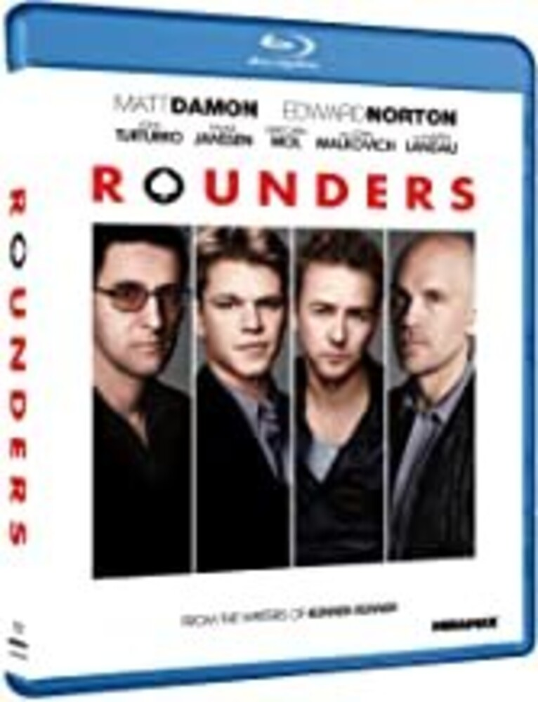 Rounders - Rounders / (Ac3 Amar Dts Sub Ws)