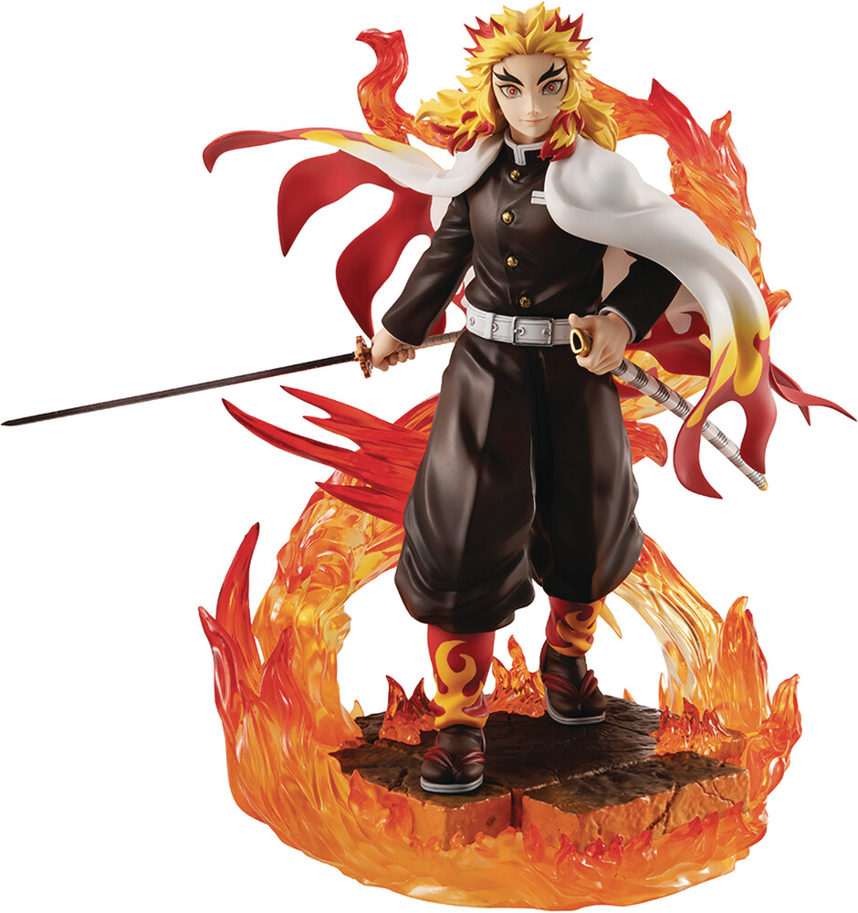 Megahouse - Megahouse - Demon Slayer: Kimetsu no Yaiba - G.E.M. Demon SlayerRENGOKU KYOUJUROU