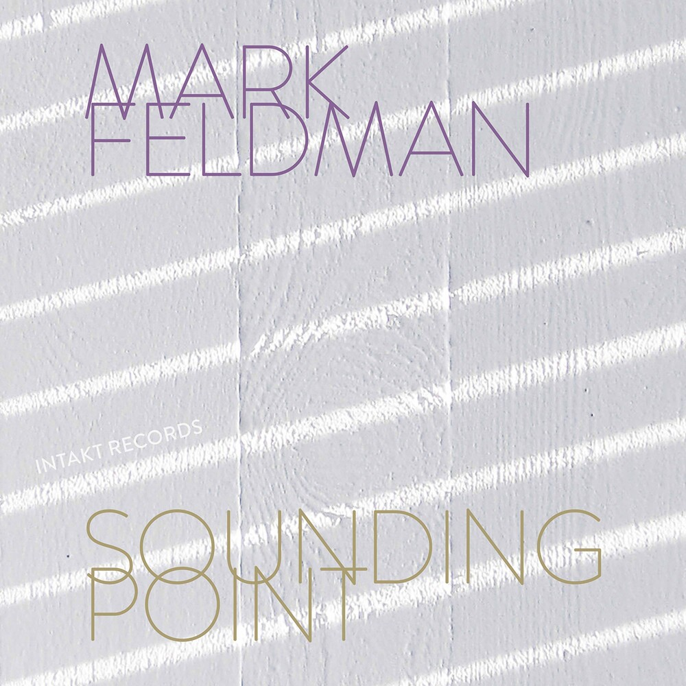 Mark Feldman - Sounding Point