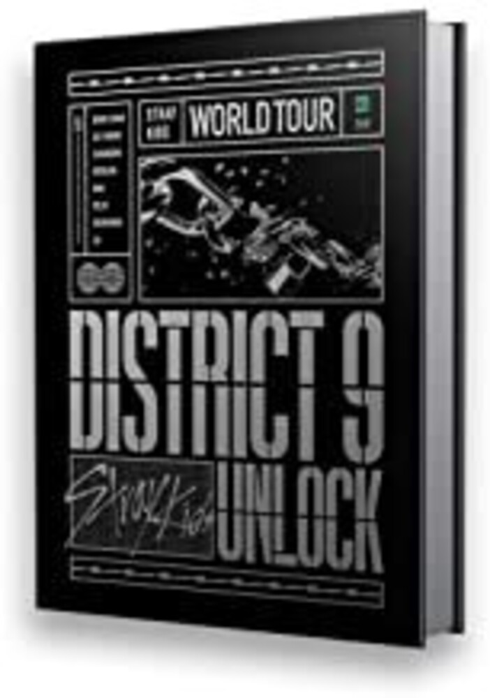 Stray Kids - World Tour (District 9: Unlock) In Seoul / (Asia)