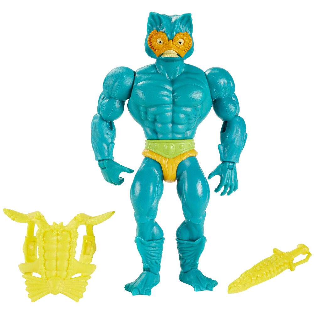 Masters Of The Universe - Motu Origins Mer Man Action Figure