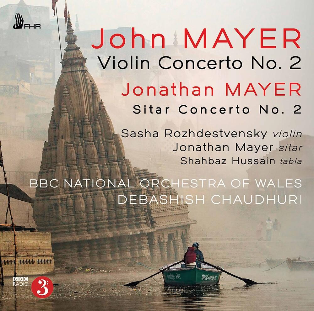 Mayer / Mayer - Violin Concerto 2