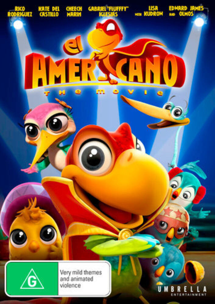 El Americano: The Movie - El Americano: The Movie [NTSC/0]