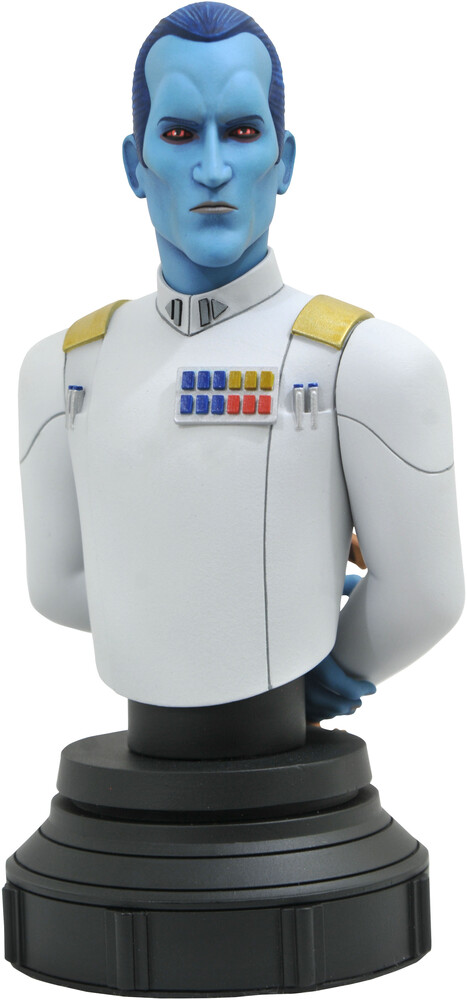 Diamond Select - Diamond Select - Star Wars Rebels Thrawn Bust
