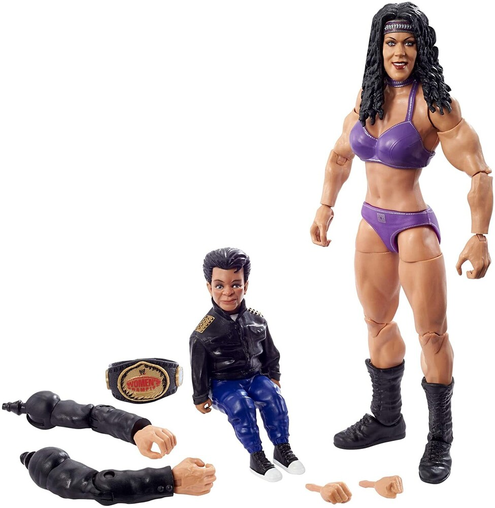 WWE - Mattel Collectible - WWE Wrestlemania Elite Chyna