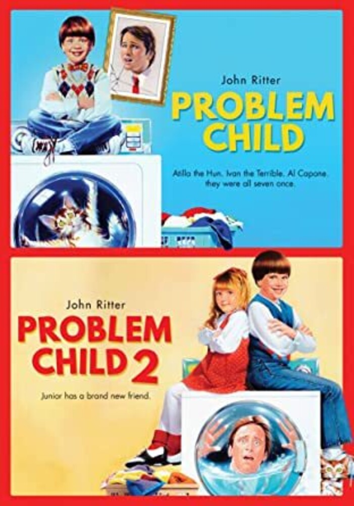 - Problem Child Double Feature Dvd