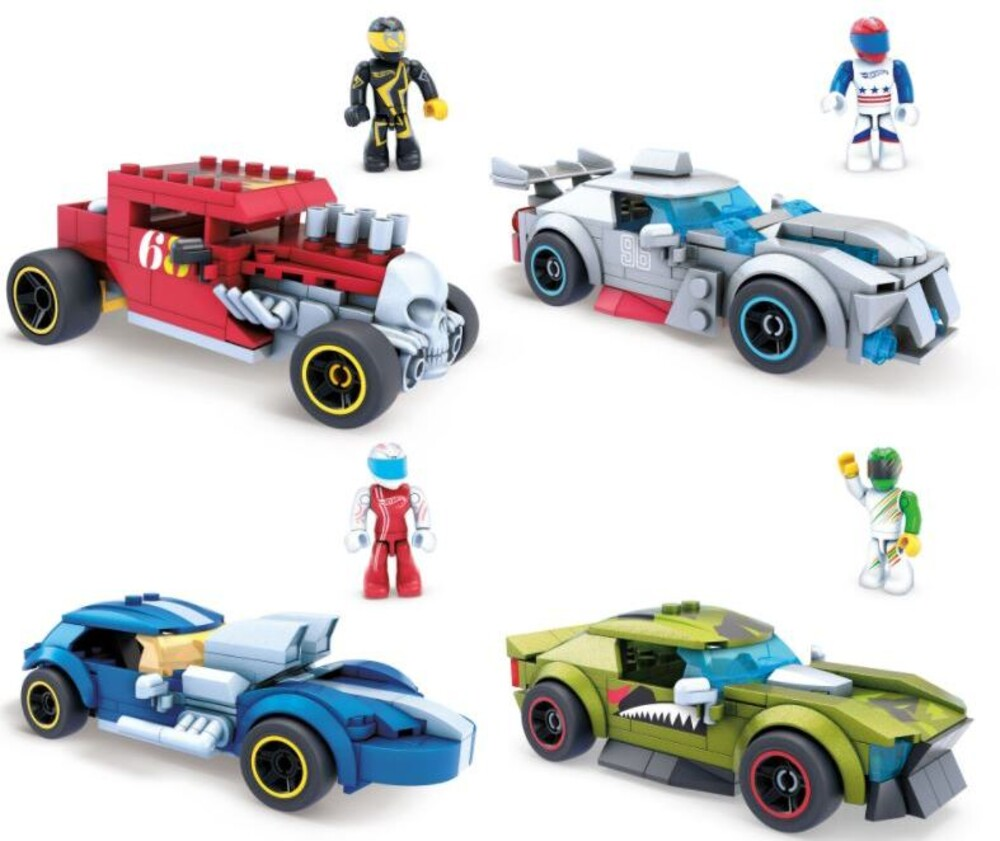 Mega Brands Hot Wheels - Mega Brands - Hot Wheels Rockin' Racers Assortment