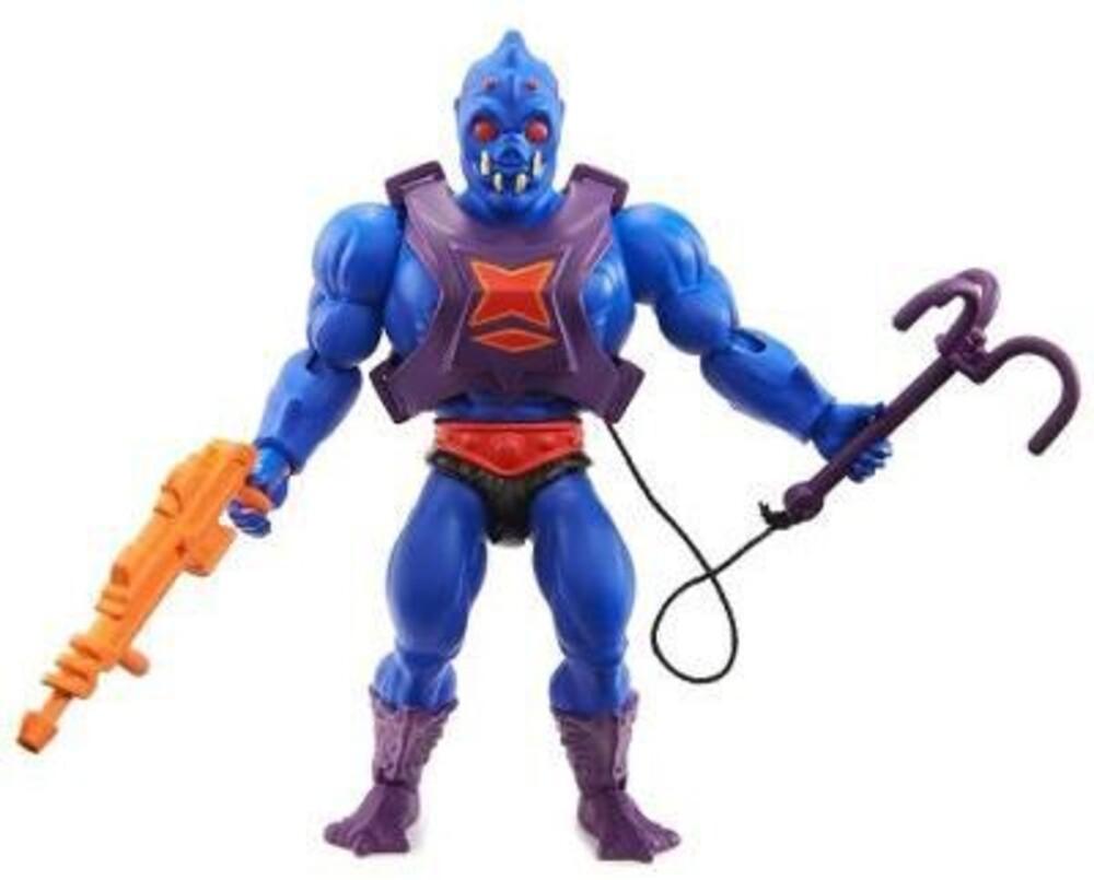 - Mattel Collectible - Masters of the Universe Origins Webstor (He-Man, MOTU)