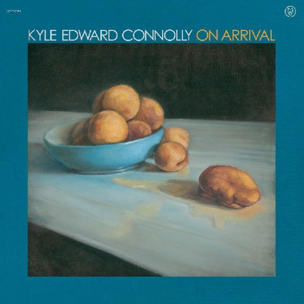 Kyle Connolly  Edward - On Arrival (Blue) [Colored Vinyl]