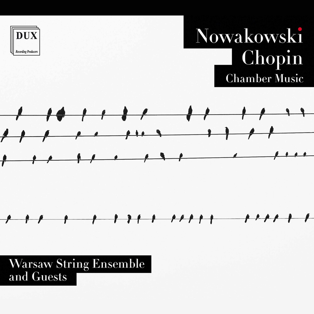Chopin / Warsaw String Ensemble - Chamber Music