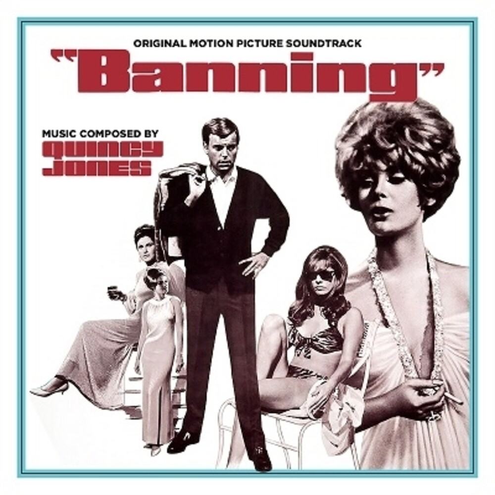 Quincy Jones  (Ita) - Banning / O.S.T. (Ita)