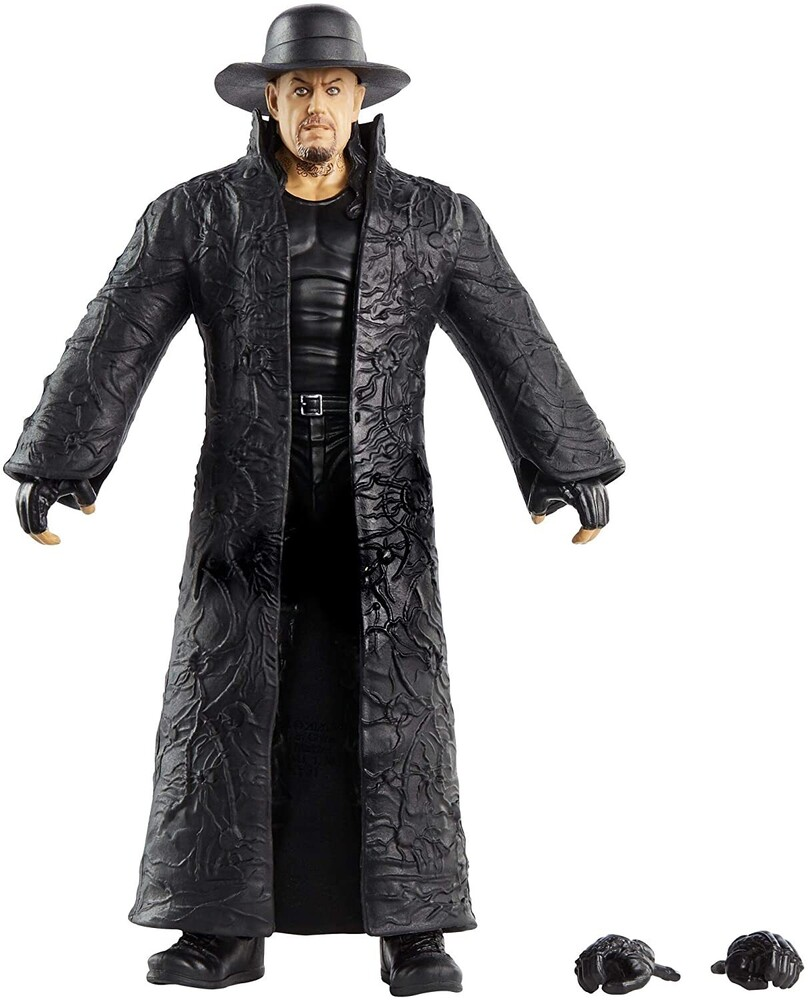 - Wwe Elite Collection Undertaker (Afig) (Clcb)