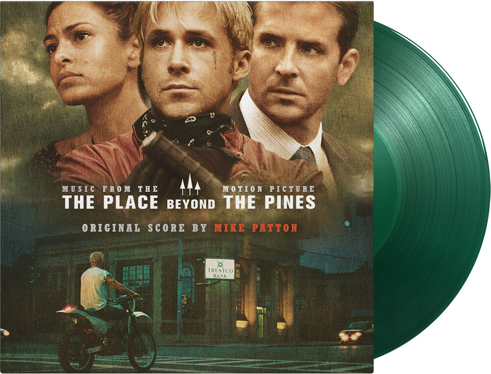 Mike Patton  (Colv) (Grn) (Ltd) (Ogv) - Place Beyond The Pines / O.S.T. [Colored Vinyl] (Grn) [Limited Edition]