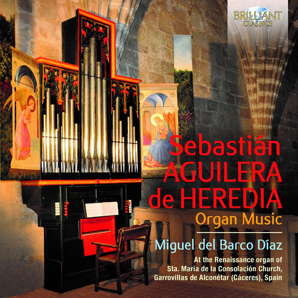 De Heredia / Diaz - Organ Music