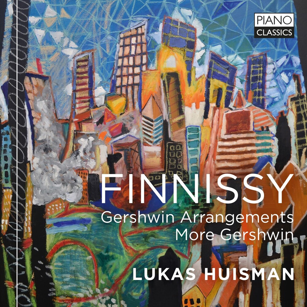Finnissy / Huisman - Gershwin Arrangements