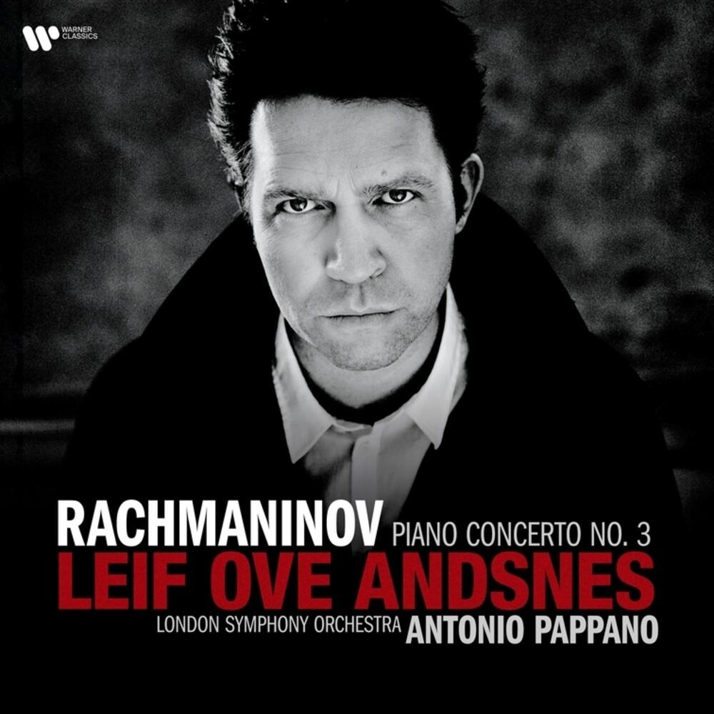 Leif Andsnes  Ove / Pappano,Antonio - Rachmaninov: Piano Concerto No. 3