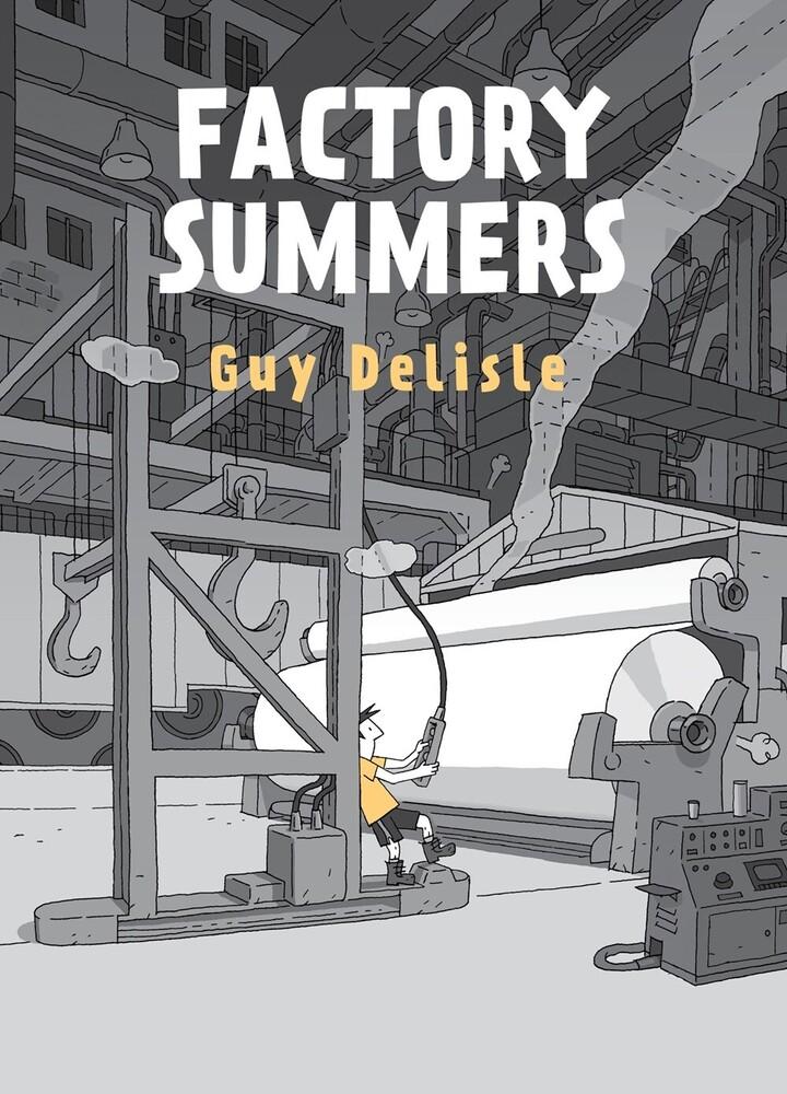 Guy Delisle  / Dascher,Helge - Factory Summers (Gnov) (Hcvr)
