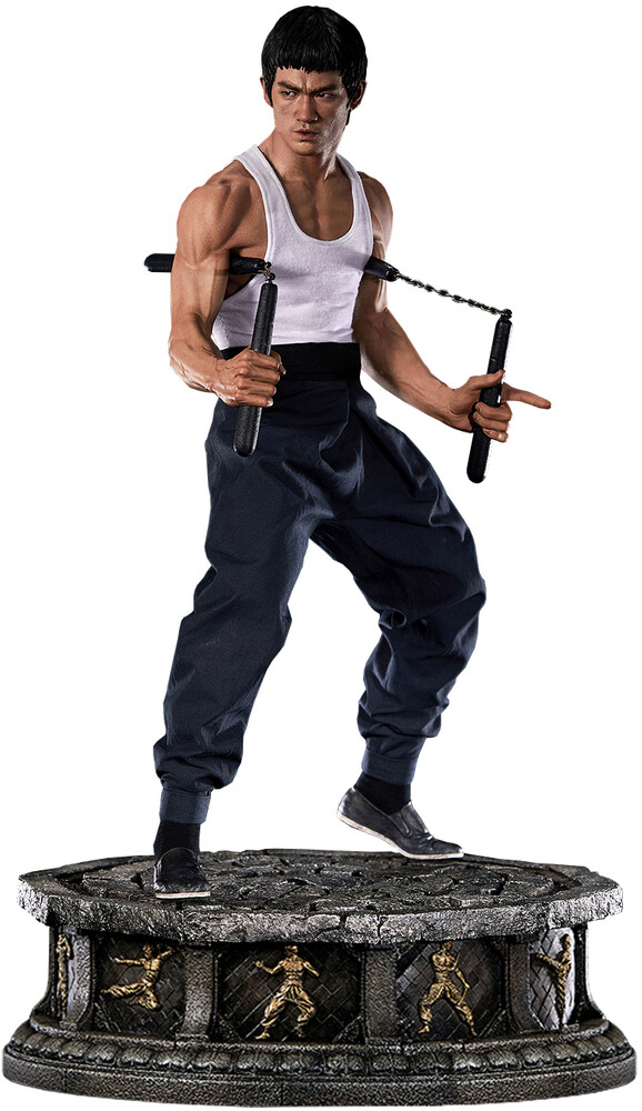 - Bruce Lee: Tribute Statue Version 4 (Clcb) (Stat)