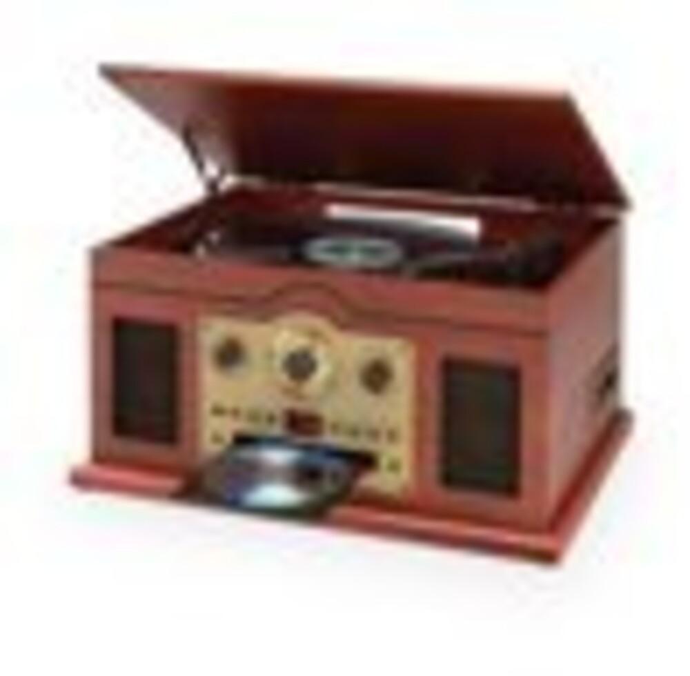 - Ilive Ittb610lw Bluetooth 6 In 1 Music System Brwn
