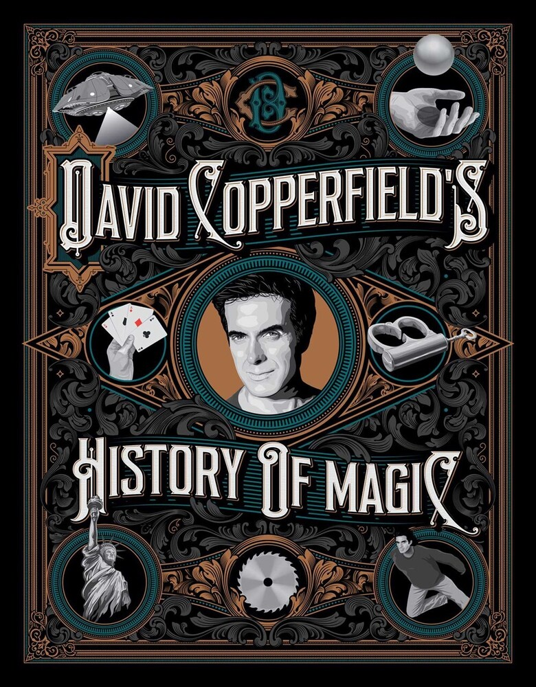 David Copperfield  / Wiseman,Richard - David Copperfields History Of Magic (Hcvr)