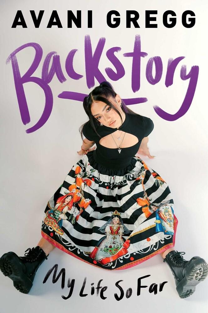 Avani Gregg - Backstory (Hcvr)