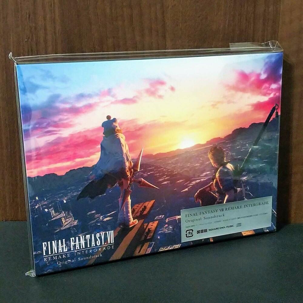 Game Music (Jpn) - Final Fantasy Vii Remake Intergrade / O.S.T. (Jpn)