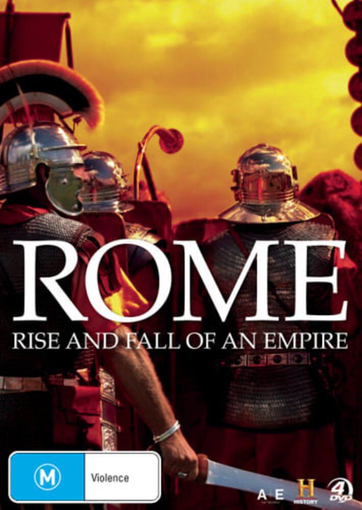- Rome: Rise & Fall Of An Empire (4pc) / (Aus Ntr0)