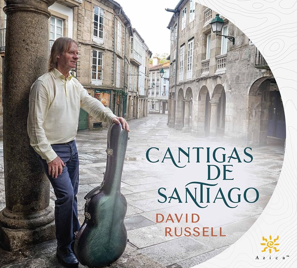Assad / Russell - Cantigas De Santiago