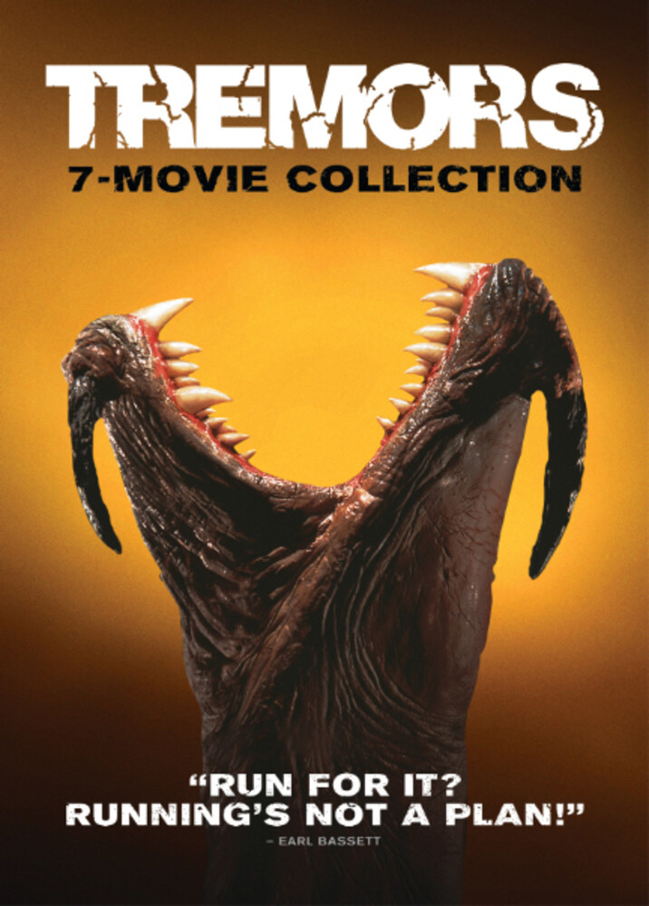 - Tremors: 7-Movie Collection (5pc) / (Box)