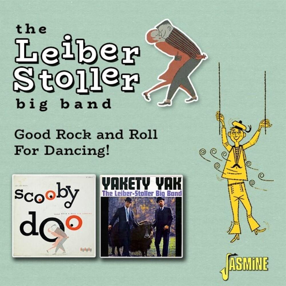 Leiber-Stoller Big Band - Good Rock & Roll For Dancing (Uk)