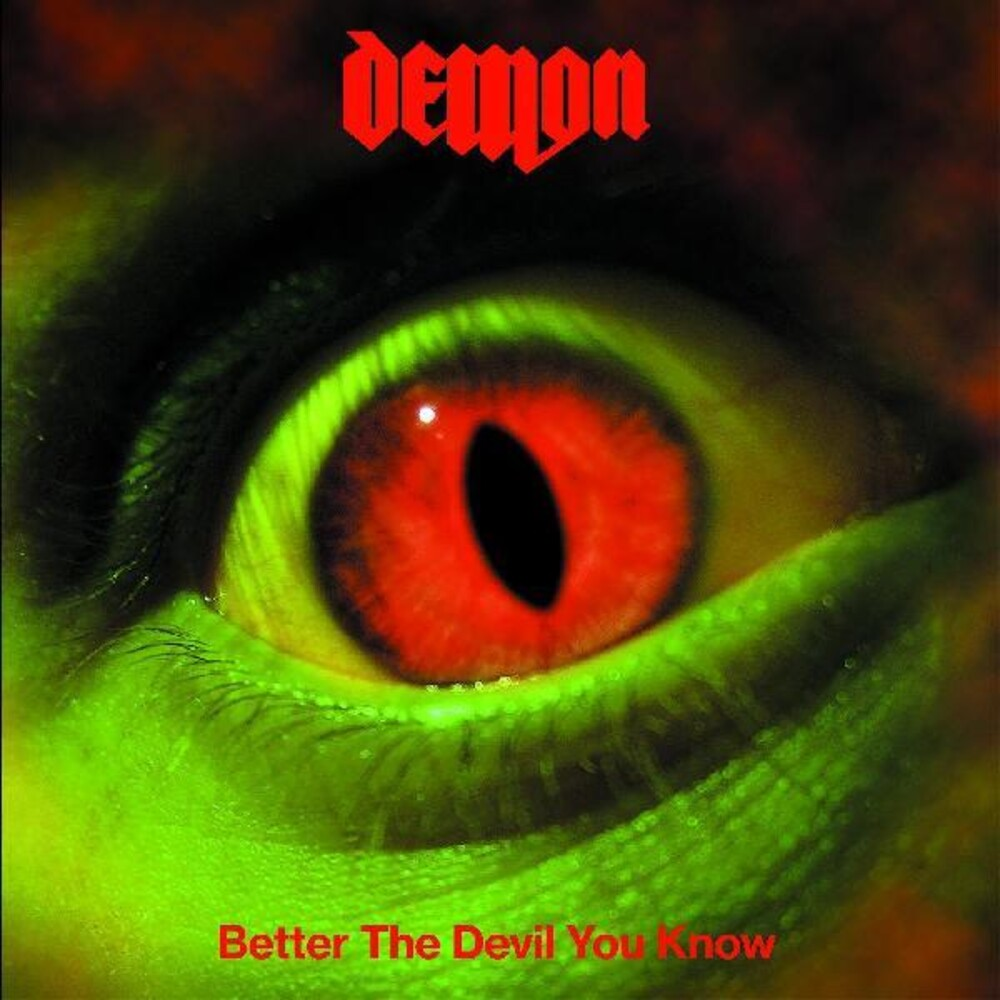 Demon - Better The Devil You Know [Remastered] (Uk)