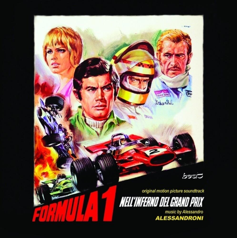Alessandro Alessandroni  (Ita) - Formula 1 Nell Inferno Del Grand Prix / O.S.T.