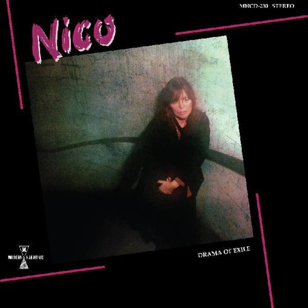 Nico - Drama Of Exile (Gate)