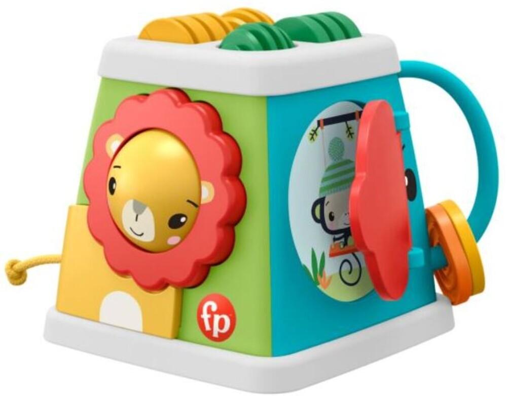 - Baby Activity Cube