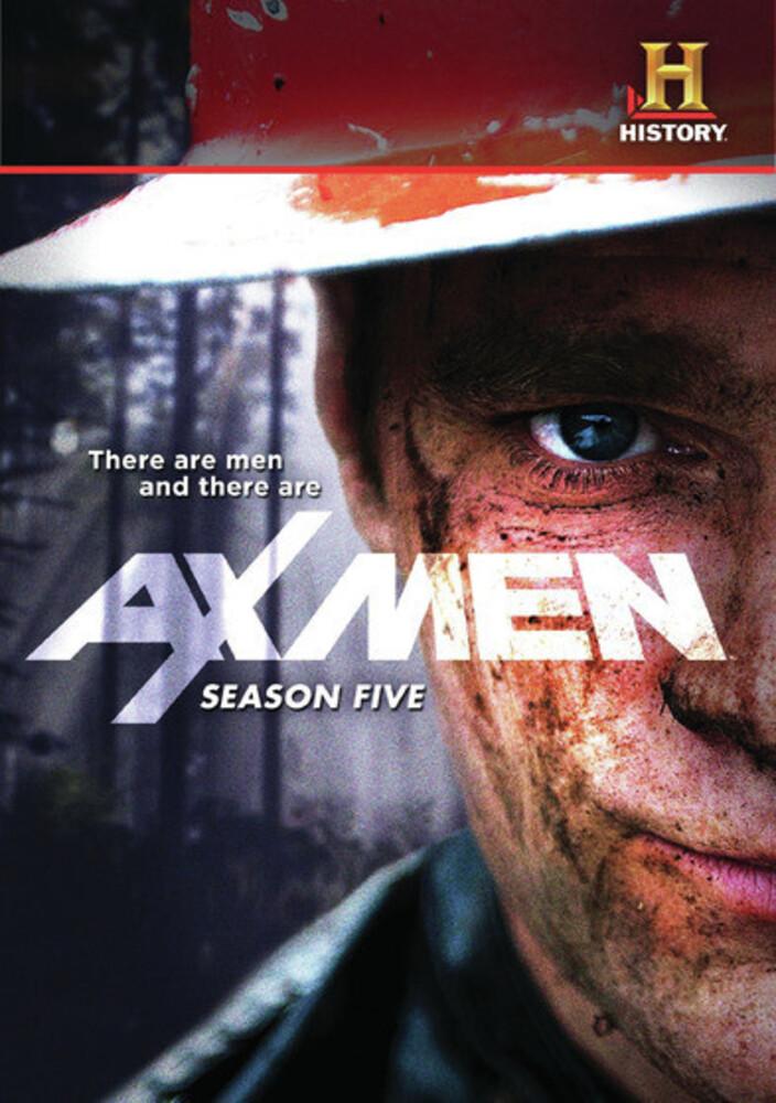 Ax Men: Season 5 - Ax Men: Season 5 (5pc) / (Box Mod)