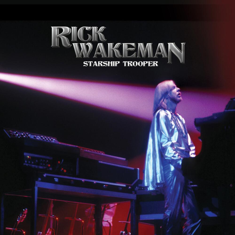 Rick Wakeman  / Hillage,Steve / Sherwood,Billy - Starship Trooper (Bonus Tracks)