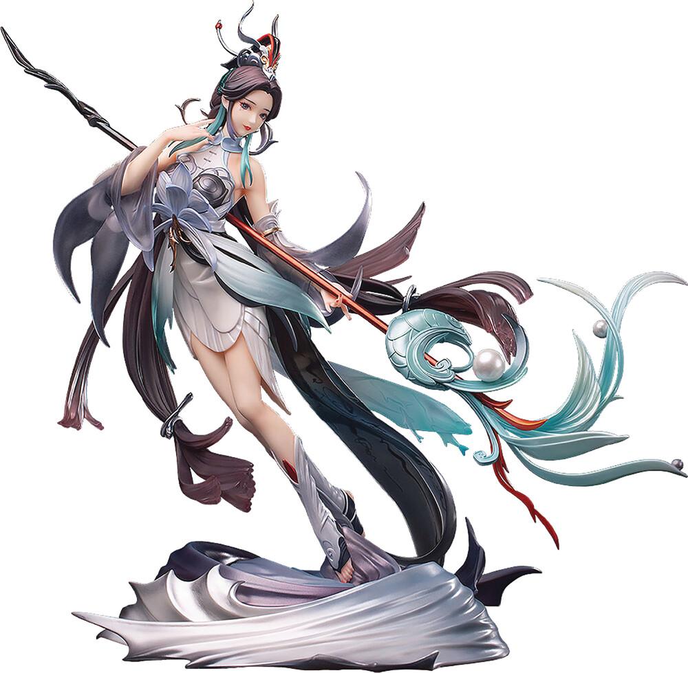 - King Of Glory Da Qiao Baiheliang Goddess 1/7 Pvc F