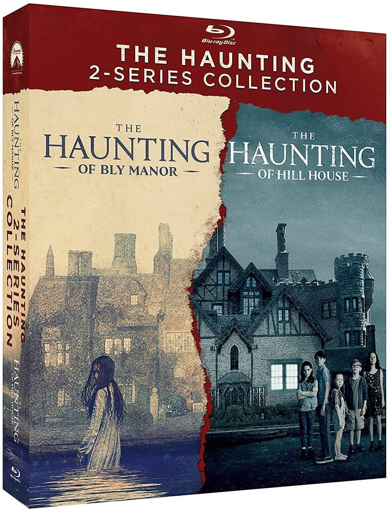 Haunting Collection - Haunting Collection (6pc) / (Box Ac3 Dol Slip Sub)