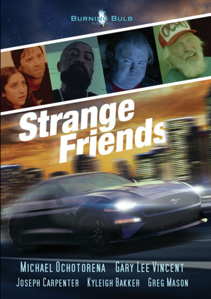 Strange Friends - Strange Friends / (Mod)