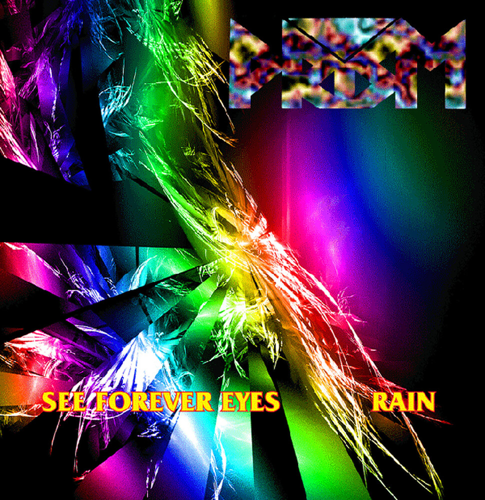 Prism - See Forever Eyes / Rain (Red) [Colored Vinyl] (Red)