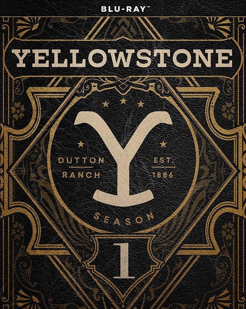 Yellowstone: Season One - Yellowstone: Season One (3pc) / (Spec 3pk Ac3 Dts)