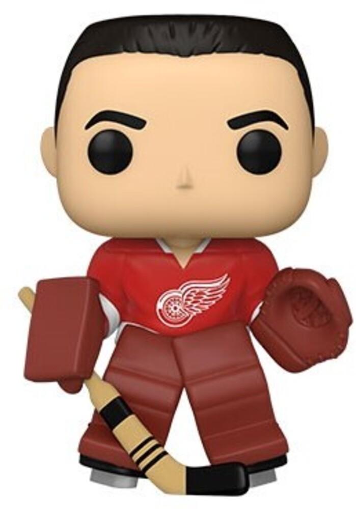 Funko Pop! NHL: - Legends -Terrysawchuk (Red Wings) (Vfig)