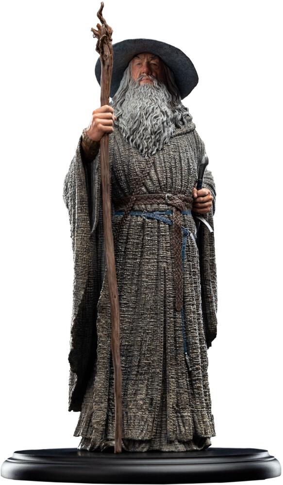Small Polystone - Lotr Trilogy - Gandalf The Grey - Mini Statue (21)