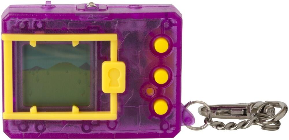 Digimon - Digimon Original Translucent Purple (Ig)