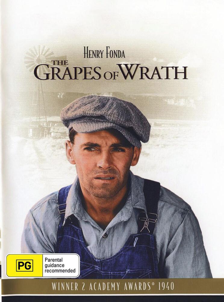 Charles Grapewin - Grapes Of Wrath / (Aus Ntr0)
